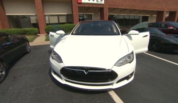 Tesla in Georgia
