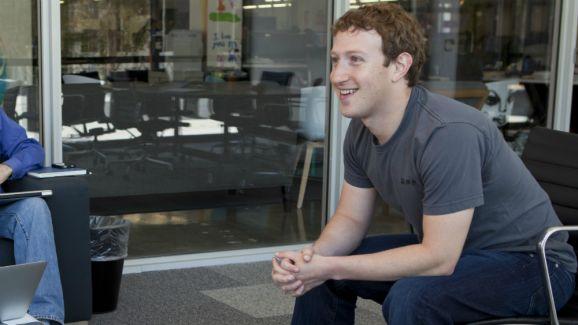 Facebook New Spot