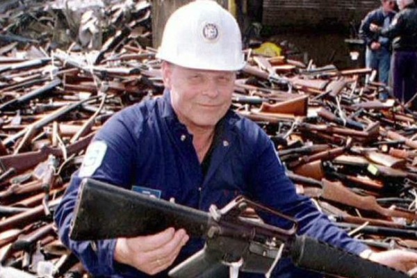 Crime Rates Decreased in Australia After National Firearms Agreement 1996