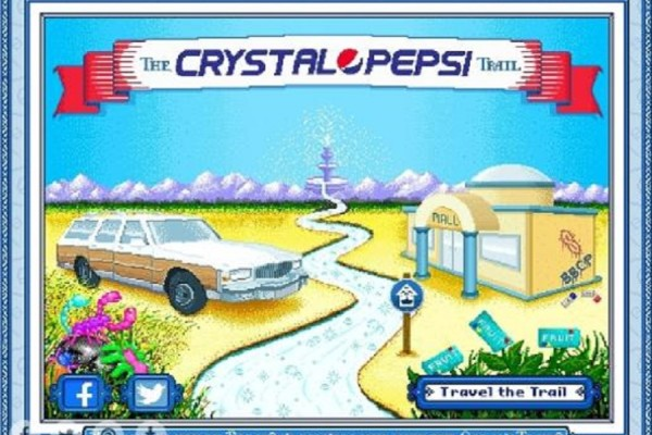 Crystal Pepsi Back to Stores on This Summer