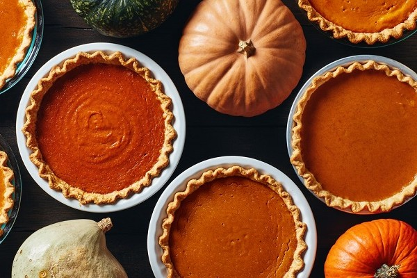 Why Most Canned Pumpkins aren't Original Pumpkins?