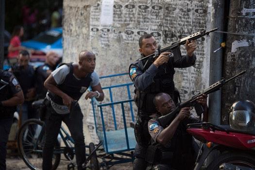 Violence in Rio de Janeiro
