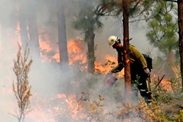 Firefighters have Controlled Montana Wildfire in the United States