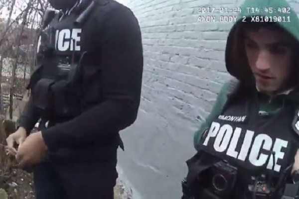 Baltimore Police Officer Suspended due to Planting Drugs & Arrested an Innocent