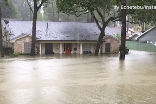Volunteers of Red Cross are Efficiently Providing Relief in Texas and Louisiana
