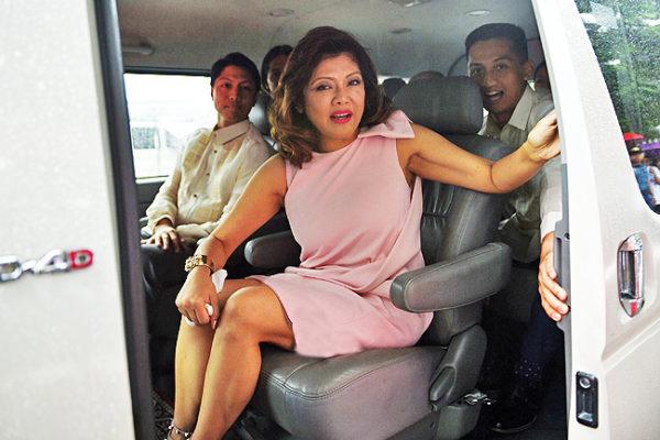 PHILIPPINES-POLITICS-MARCOS-JUSTICE