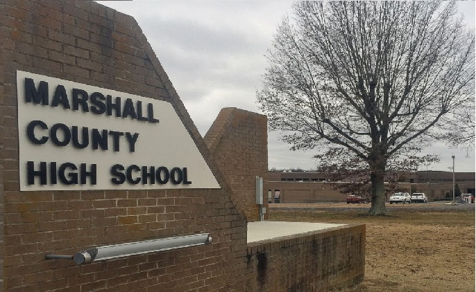 Marshal County High School