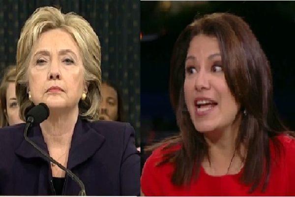Solis Doyle & Hillary Clinton